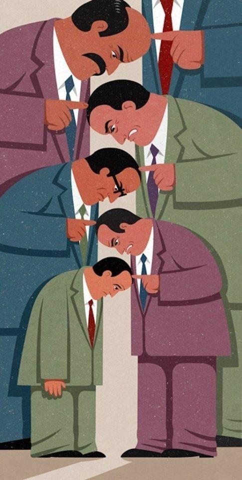 Efecto pirámide Humor Gráfico nº 129