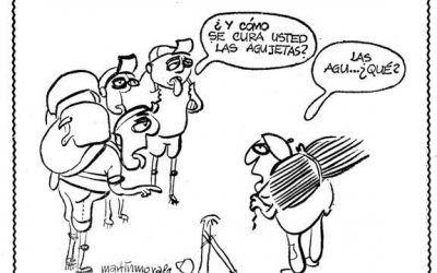 Y cómo se cura usted de Martín Morales