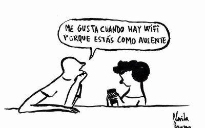 Me gusta cuando hay wifi