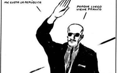 Me gusta la República de El Roto