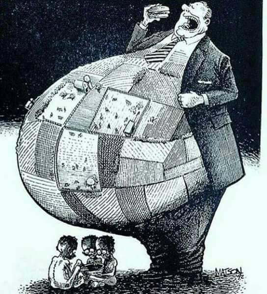 Riqueza y pobreza Humor Gráfico nº 172