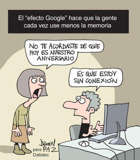 Efecto Google Humor Gráfico nº 179