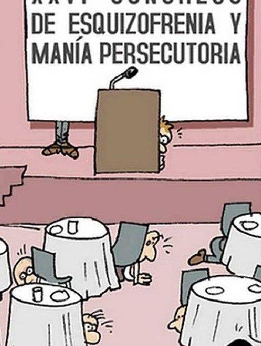 Congreso de esquizofrenia