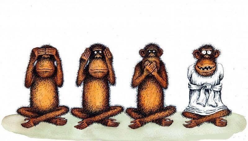 Los cuatro monos