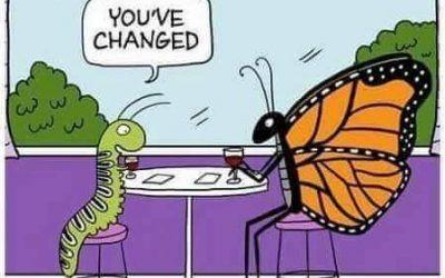 You've change