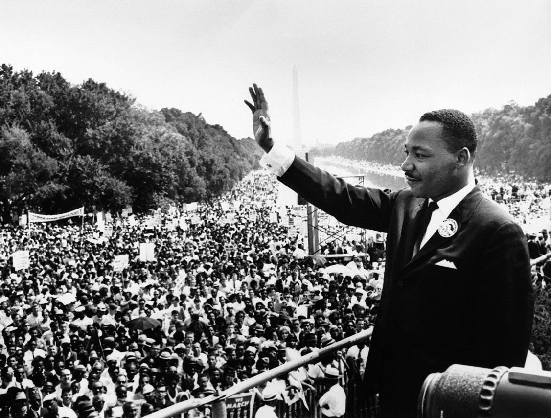 Discurso I have a dream de Martin Luther King