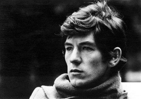Ian McKellen joven