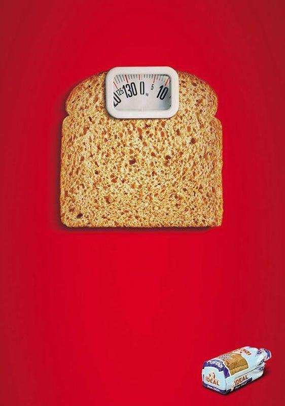 Ideal (pan de molde) Poesía Visual Publicidad
