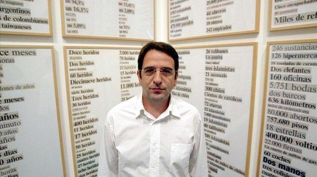 Ignasi Aballí, poeta visual