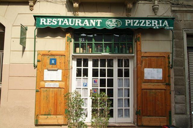 Restaurante Il Giardinetto di Gracia