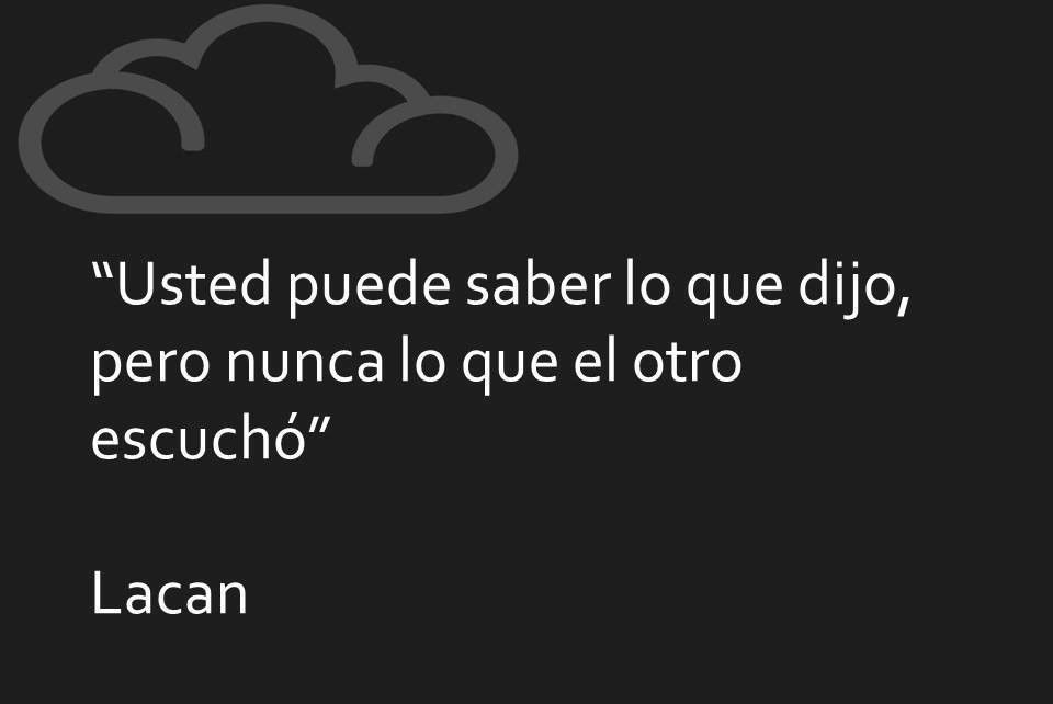 Frases de Jacques Lacan