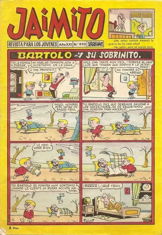 Jaimito (1944-1985)