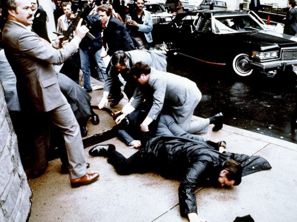 James Brady, atentado contra Ronald Reagan