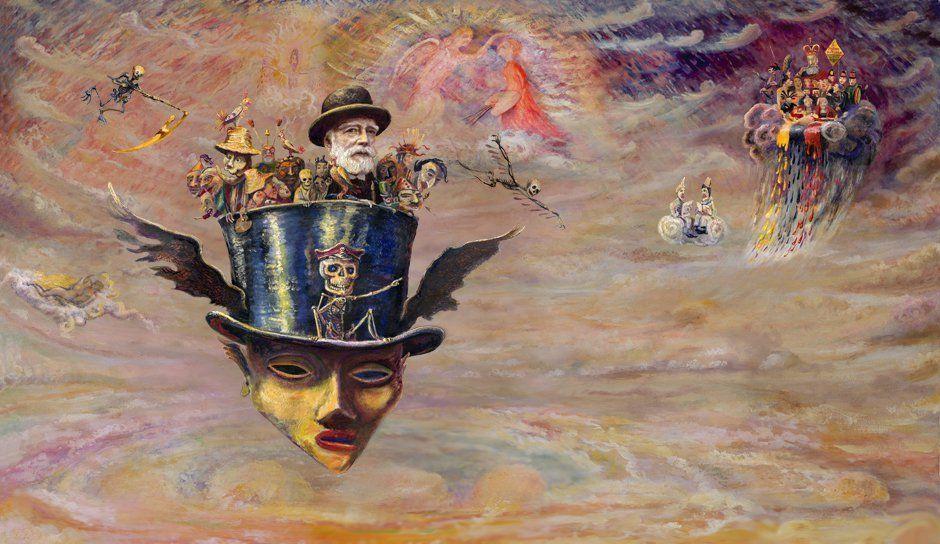 Obra de James Ensor