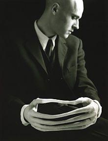 Javier Pérez, poeta visual