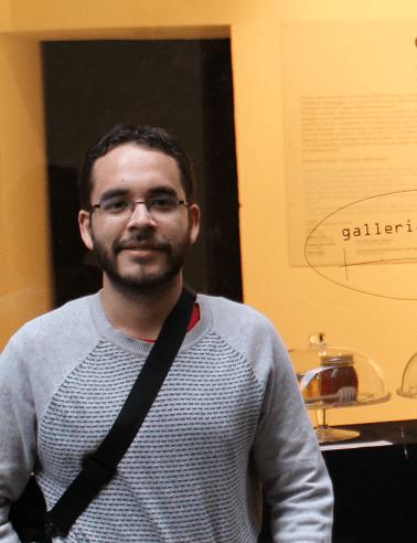 Javier Pérez Estrella, poeta visual