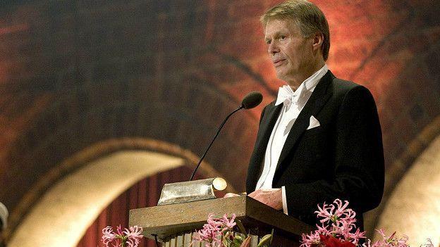 Discurso de Jean-Marie Gustave Le Clézio al recoger el Premio Nobel de Literatura de 2008