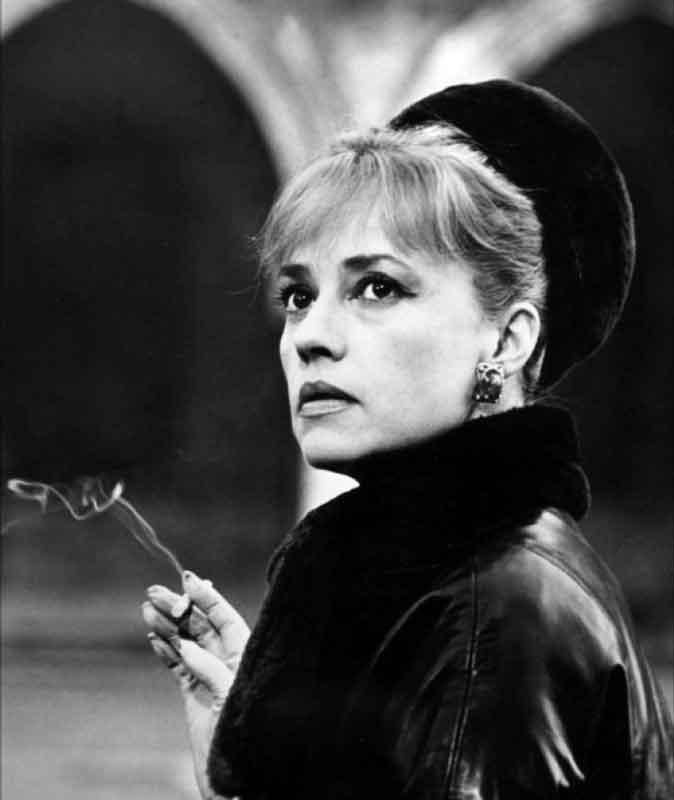 Ellas - Jeanne Moreau, París, 1928-2017