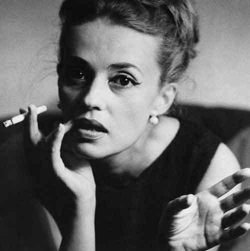 Jeanne Moreau, París, 1928-2017