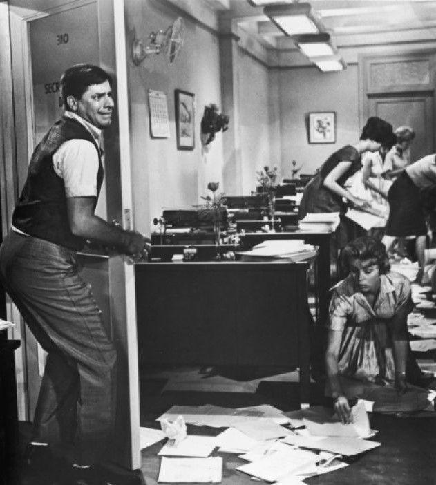 Jerry Lewis, actor cómico