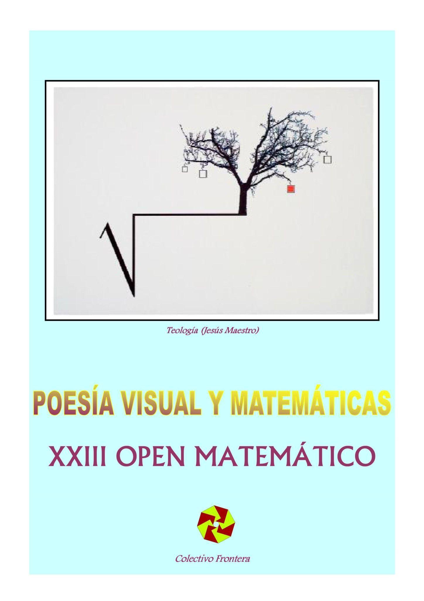 Poesía Visual de Jesús Maestro