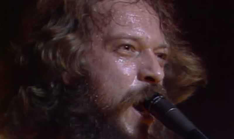 Jethro Tull, Thick as a brick (live, 1978)