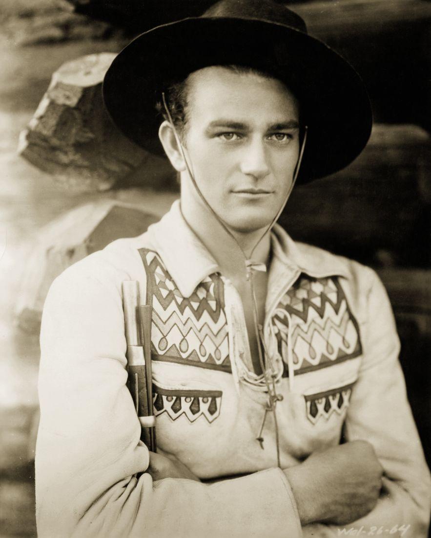 John Wayne joven