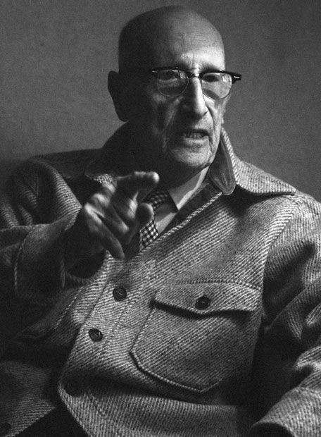 Jorge Guillén, poeta, Valladolid, 1893-1984