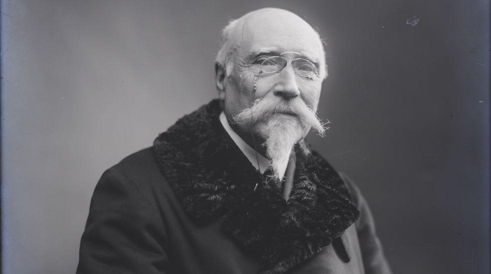Discurso de José Echegaray ante la Real Academia Española en su recepción pública el día 20 de mayo de 1894