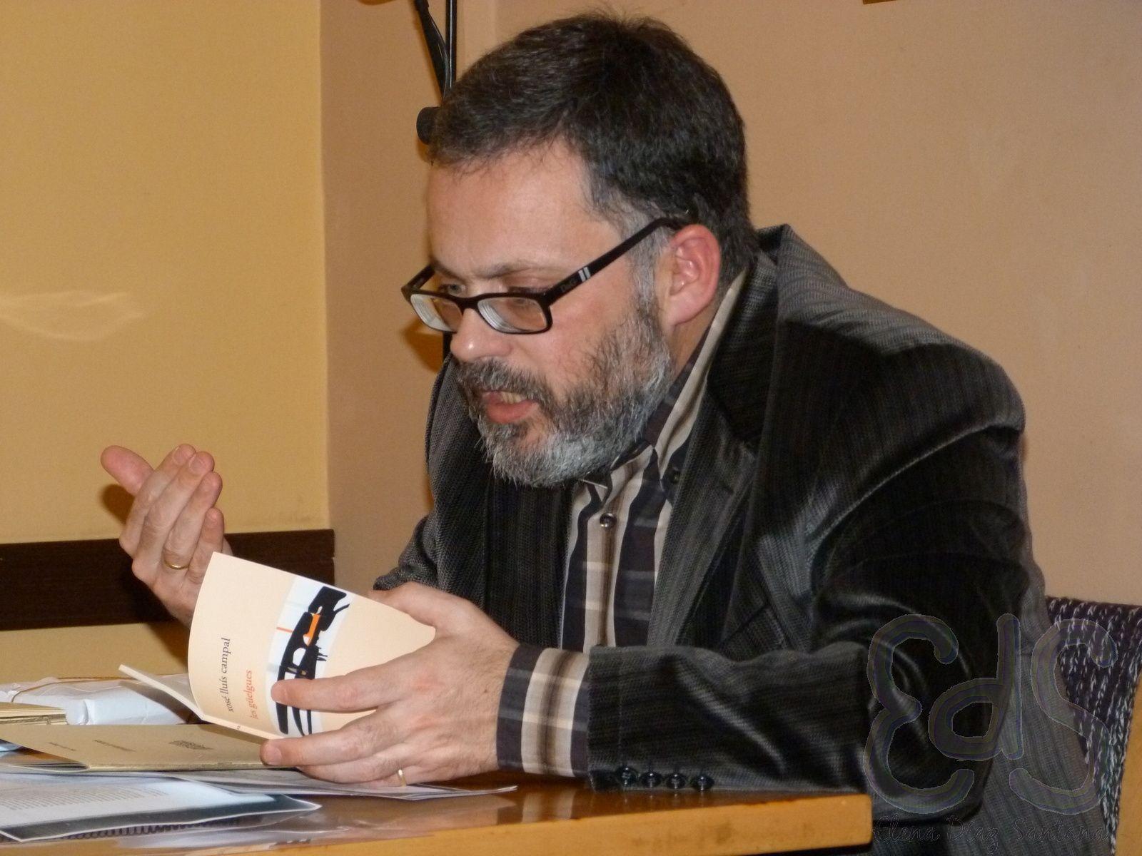 José Luis Campal Fernández, poeta visual