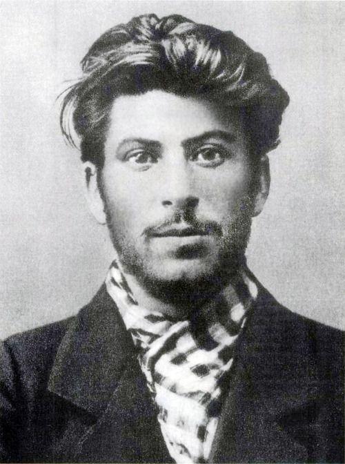 Josef Stalin joven