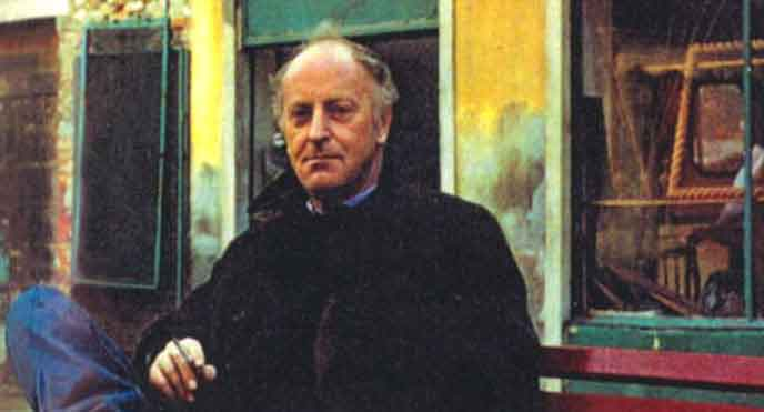 Joseph Brodsky , poeta, Leningrado (actual San Petersburgo), 1940-1996
