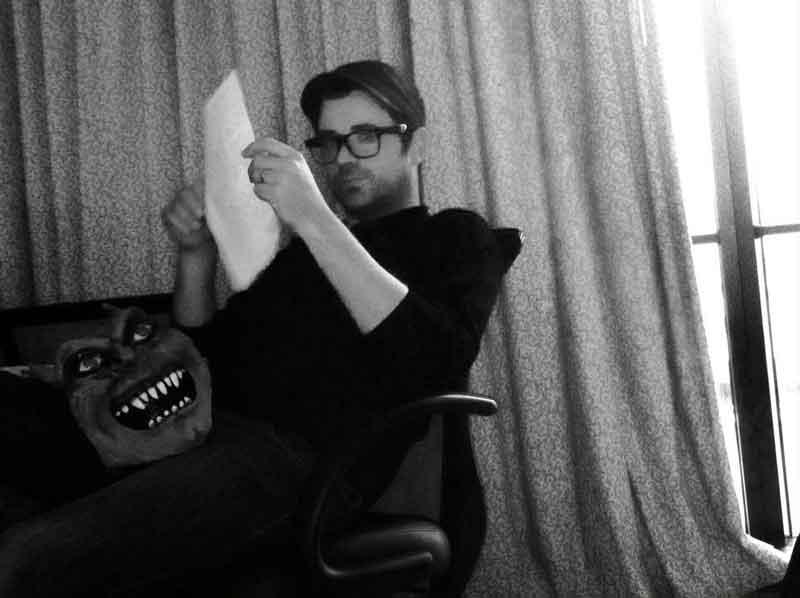 Josh Malerman, escritor, consejos