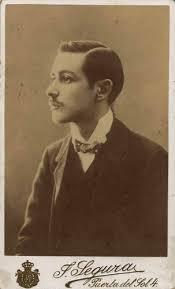 Juan Ramón Jiménez joven
