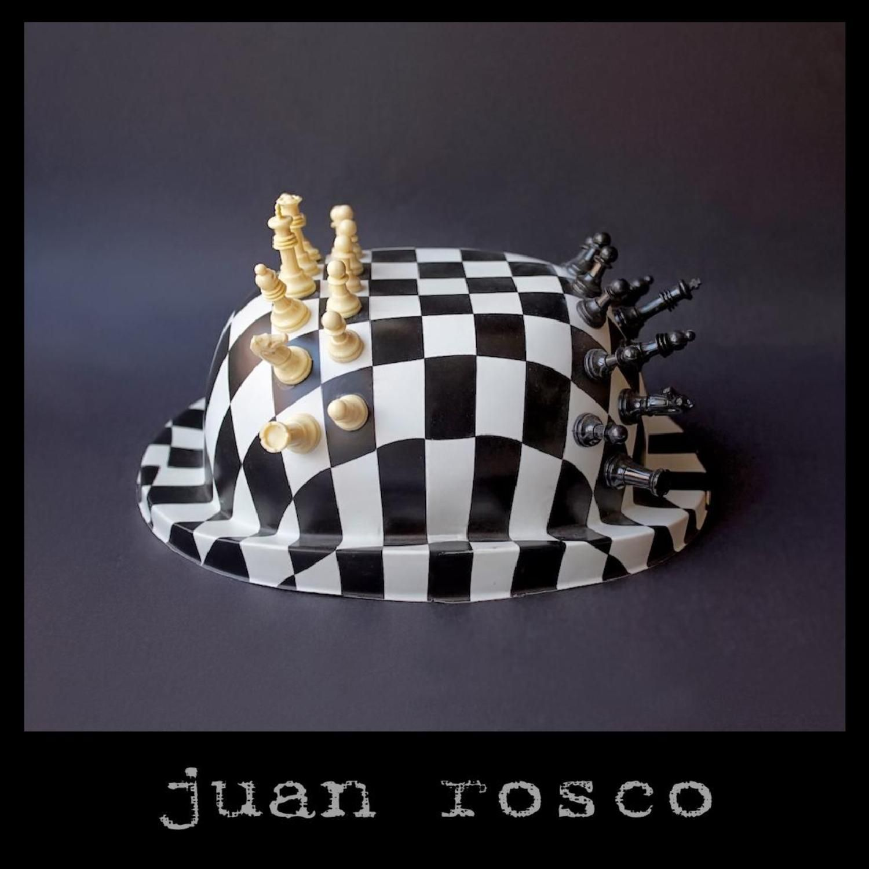 Juan Rosco, poeta visual