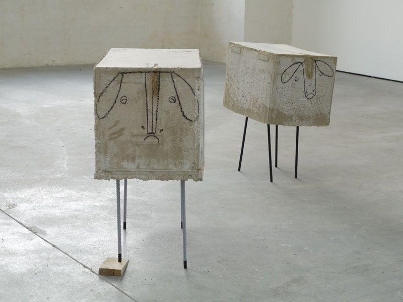 Judith Hopf, poeta visual