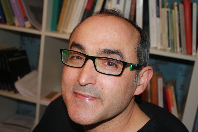 Julio Fernández Peláez, poeta visual