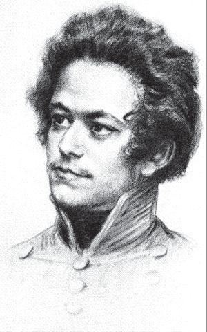 Karl Marx joven