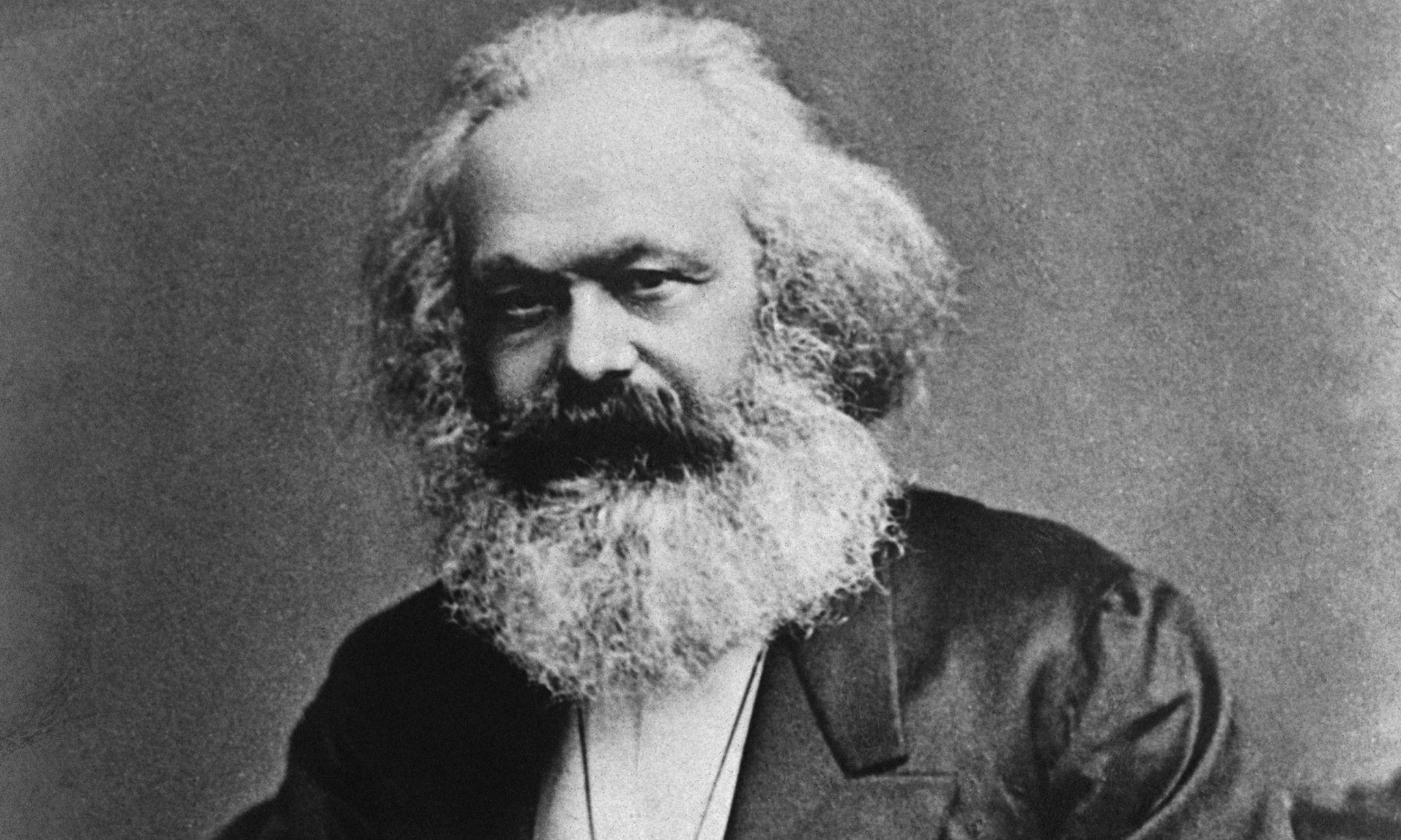 Discurso de Karl Marx