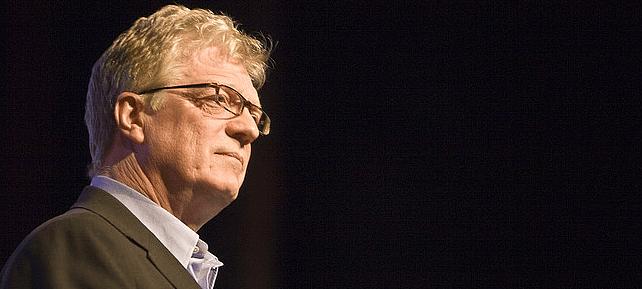 Ken Robinson en TED: ¿Las escuelas matan la creatividad?