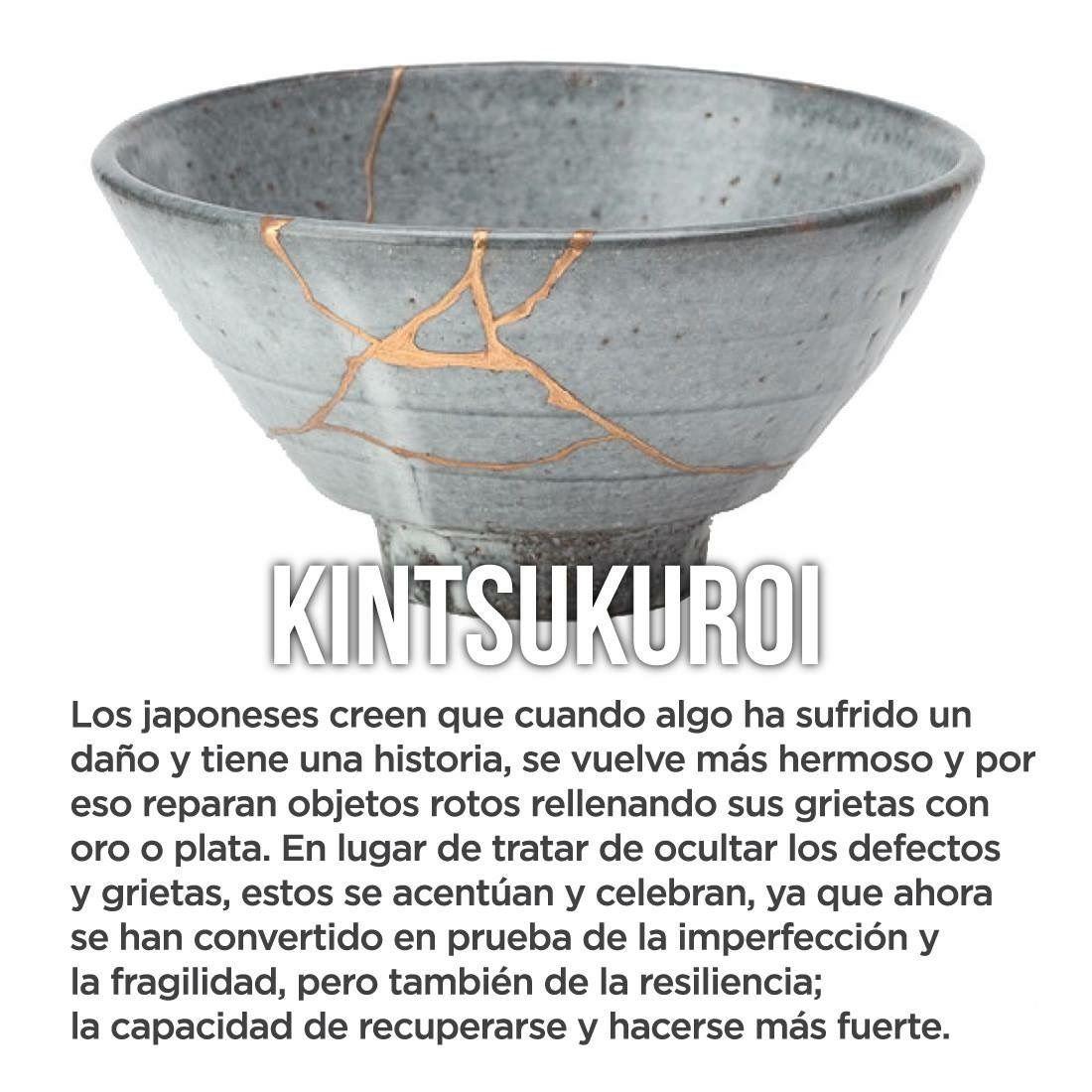 KINTSUKUROI y la resiliencia