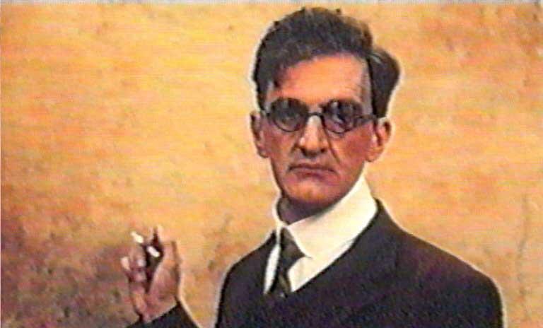 Konstantinos Kavafis, poeta, Alejandría, 1863-1933