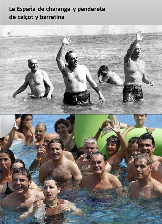 Baños públicos - La España de charanga y pandereta nº 16