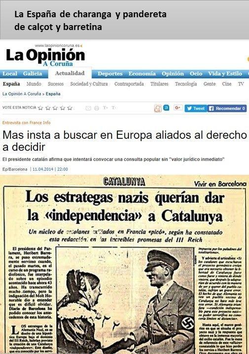 Alianzas - La España de charanga y pandereta nº 18