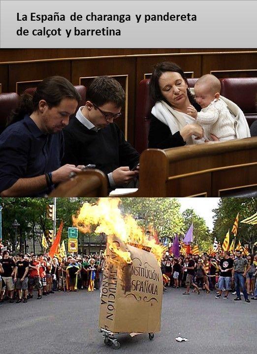 Preocupaciones - La España de charanga y pandereta nº 28