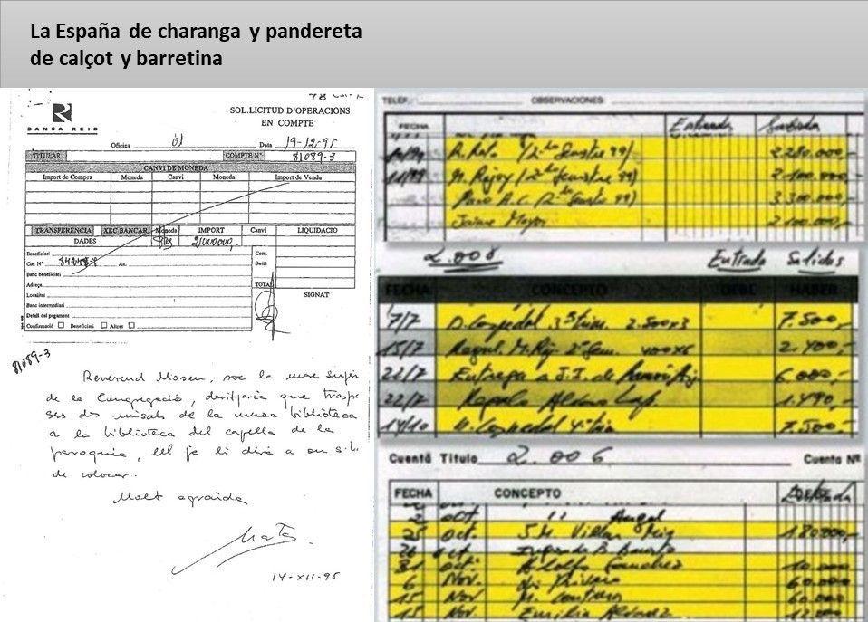 La contabilidad de los ladrones - La España de charanga y pandereta nº 30