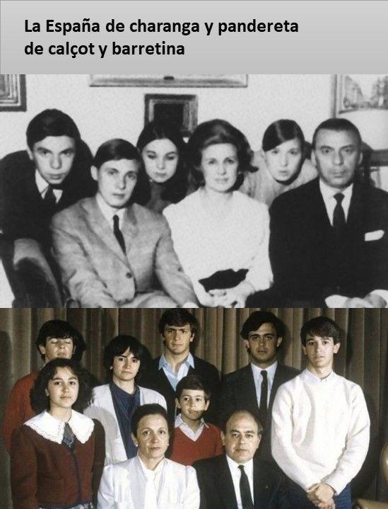 La familia que crece unida - España de charanga y pandereta nº 48