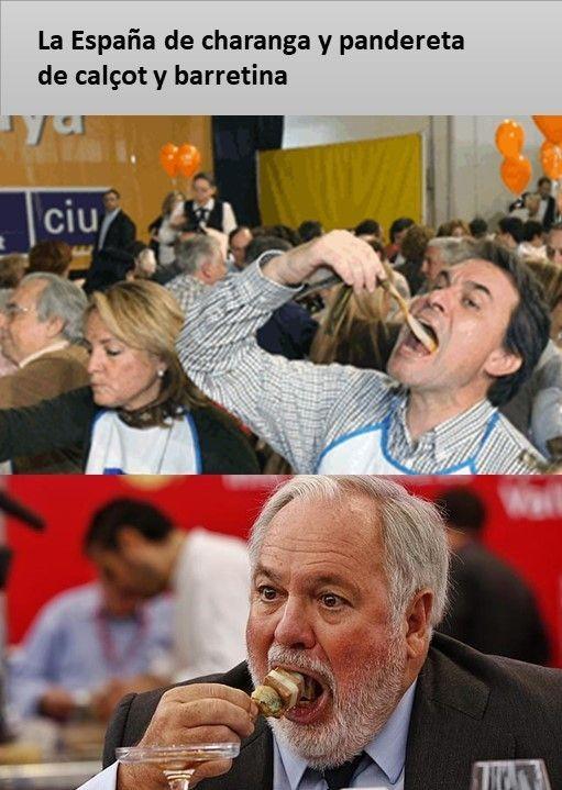 El populismo da hambre - La España de charanga y pandereta nº 52