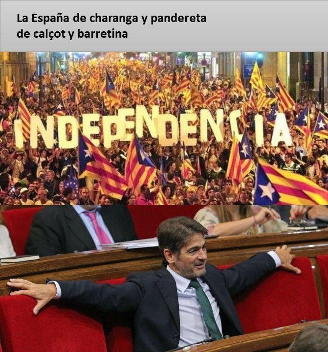 Independencia ¿para qué? - La España de charanga y pandereta nº 54