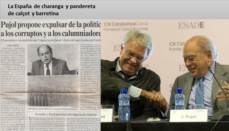 El humor de los políticos - La España de charanga y pandereta nº 61